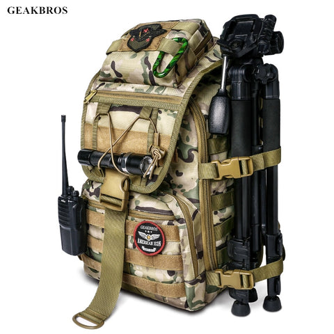 35L Camo Backpack Waterproof - The Company of Eagles