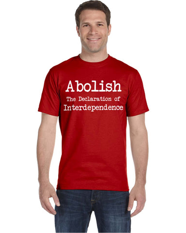 Abolish The Declaration of Interdependence - The Company of Eagles