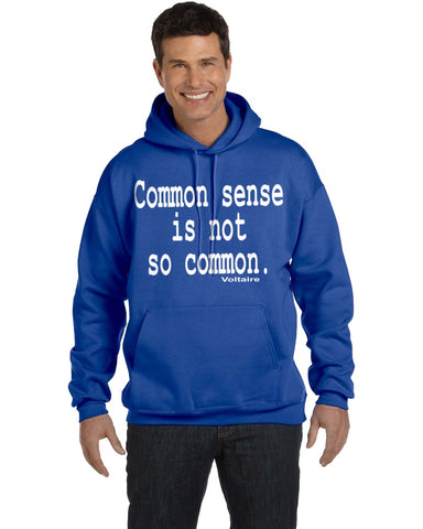 Common Sense is Not So Common - The Company of Eagles
