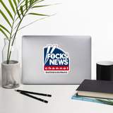 Focks News Channel - Sticker