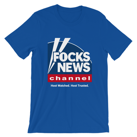 Focks News Channel - Unisex Shirt