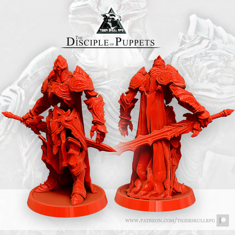 Disciple of Puppets