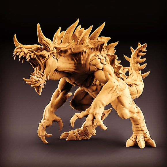 The Spiked Tarrasque