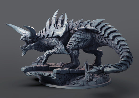 The Scaled Tarrasque