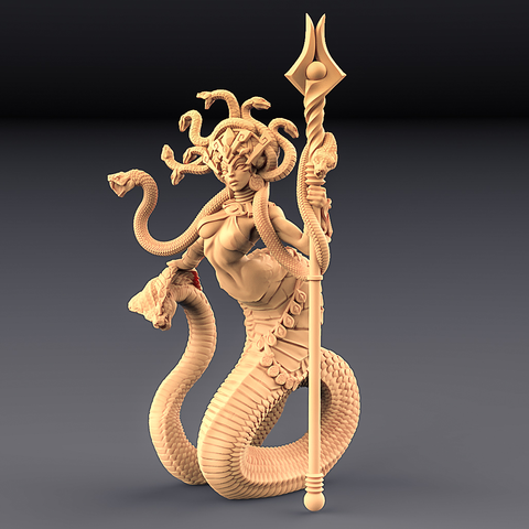 Queen Sthenaria - Queen of the Snakes