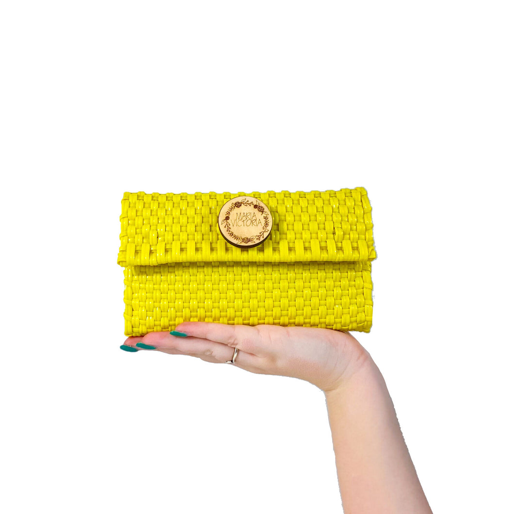 MV Yellow Wallet