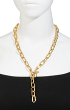 Load image into Gallery viewer, Chain Link Necklace