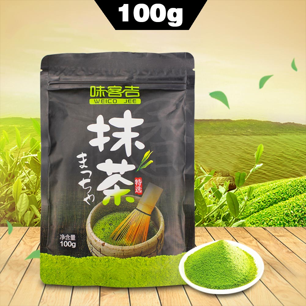 Chinese Green Tea Matcha