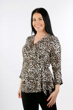 Load image into Gallery viewer, 1149 Leopard Print Top