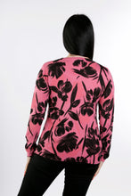 Load image into Gallery viewer, 5302  Flower Print Top