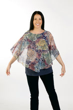 Load image into Gallery viewer, 1157  Print Batwing Top