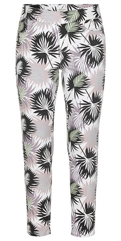Patterned Ankle Jegging