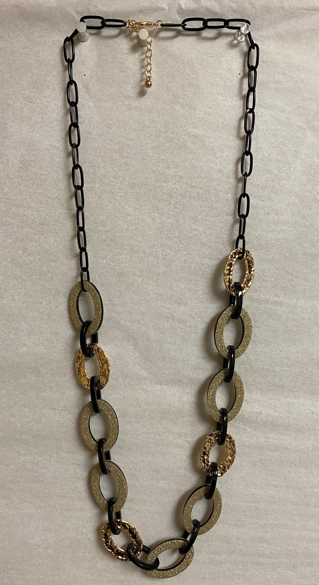 Multi Loop Necklace