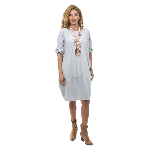 Cotton Dress - Italian