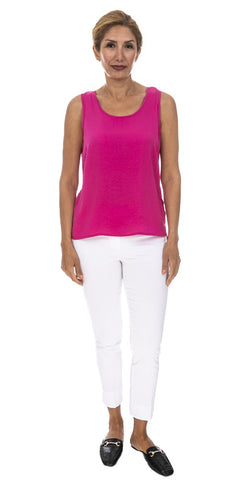 Sleeveless Air Flow Top