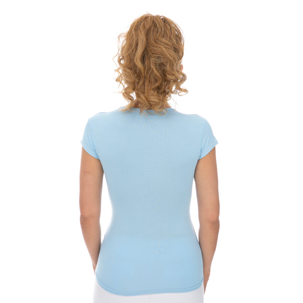 Square Neck Slim Fit Top