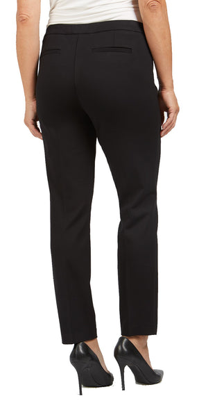 Zip Detail Ponte Pants