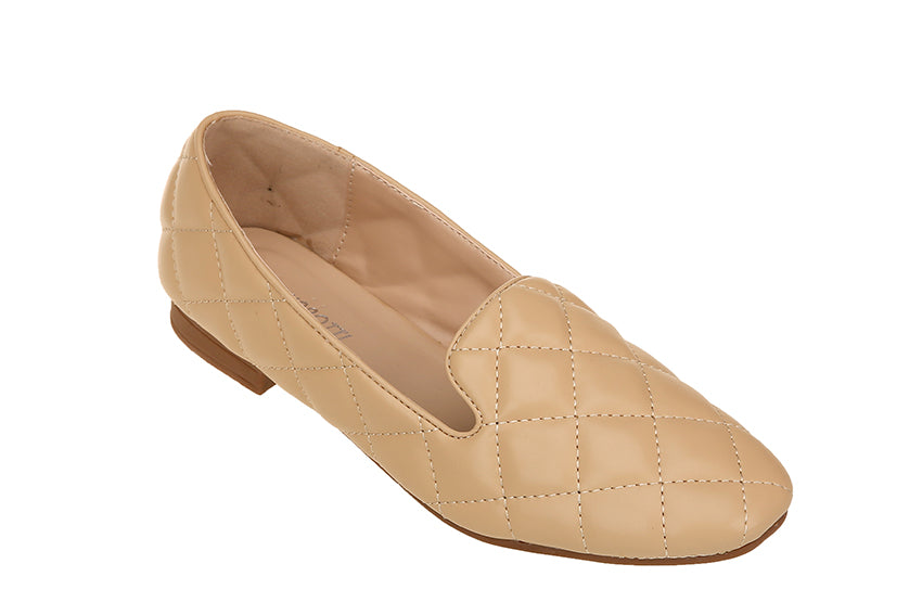 Quilted Loafer