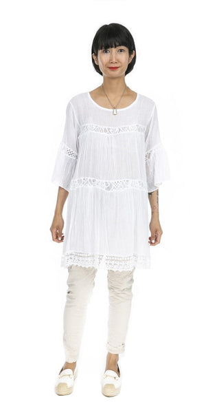 Long Sleeve Tunic - Italian