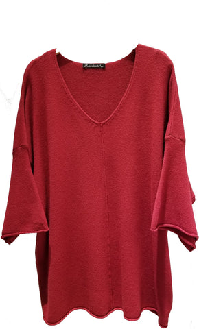 3/4 Sweater Tunic