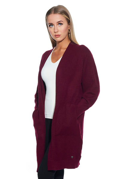 3/4 Pocket Front Cardigan