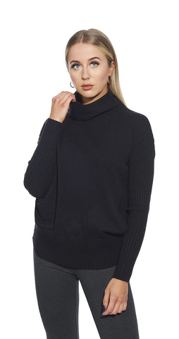 Cowl/Neck Sweater