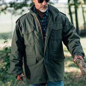 M-65 Field Jacket for the US Marine Corps(⭐Buy 2 Or More Get 15%OFF⭐)