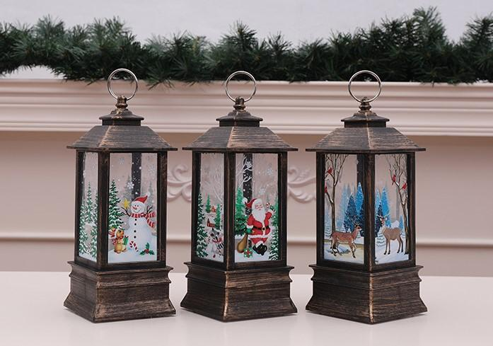 Illuminated Holiday Centerpiece Collection