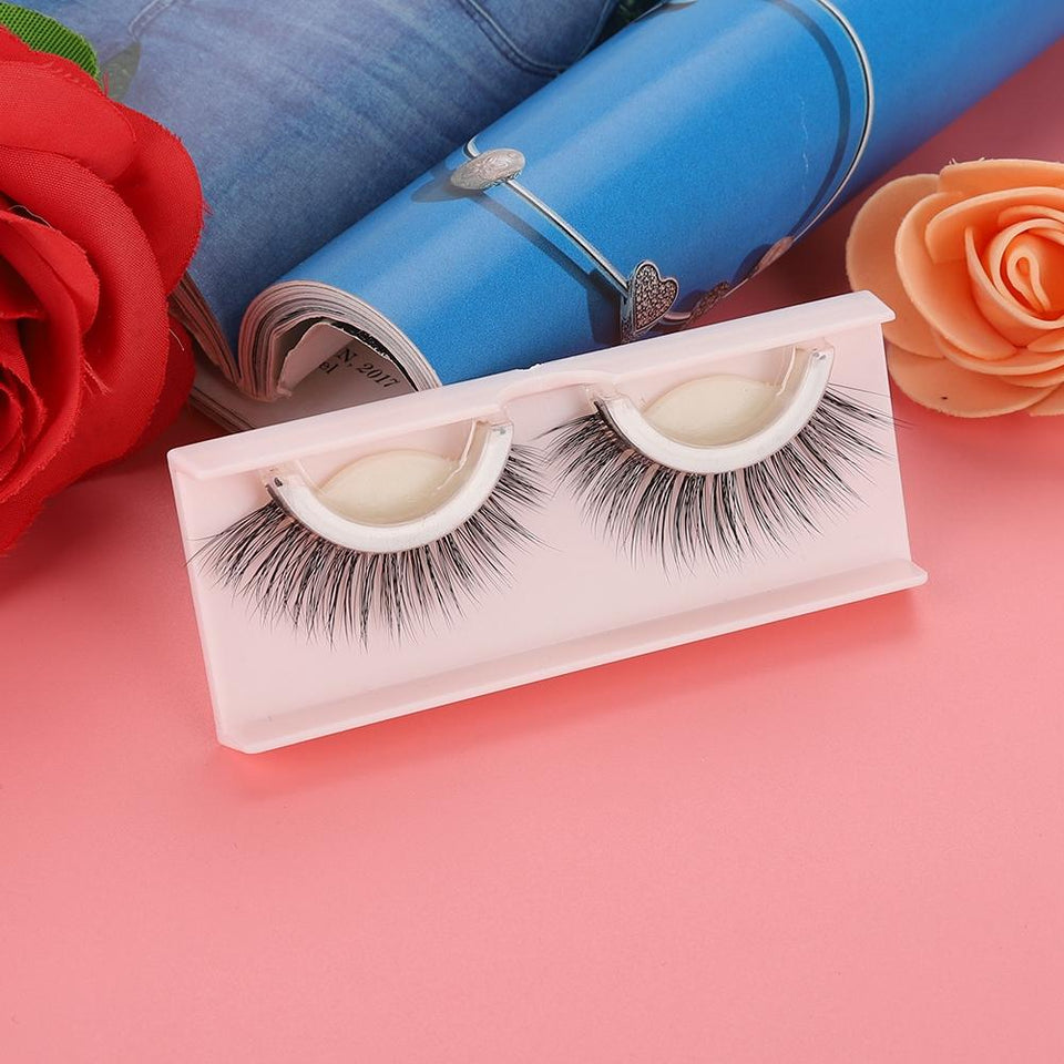 Self-adhesive Eyelashes,Eye Pad