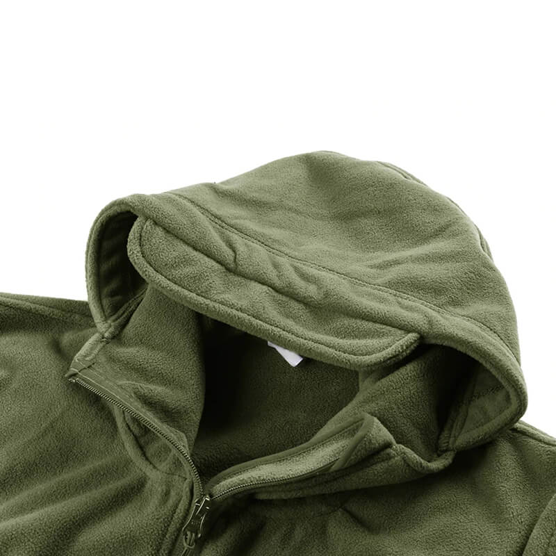 TheRex Loose-Fit Fleece Jacket Active Inch