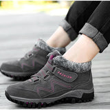 Women's winter thermal villi non-slip comfortable stable outdoor shoes