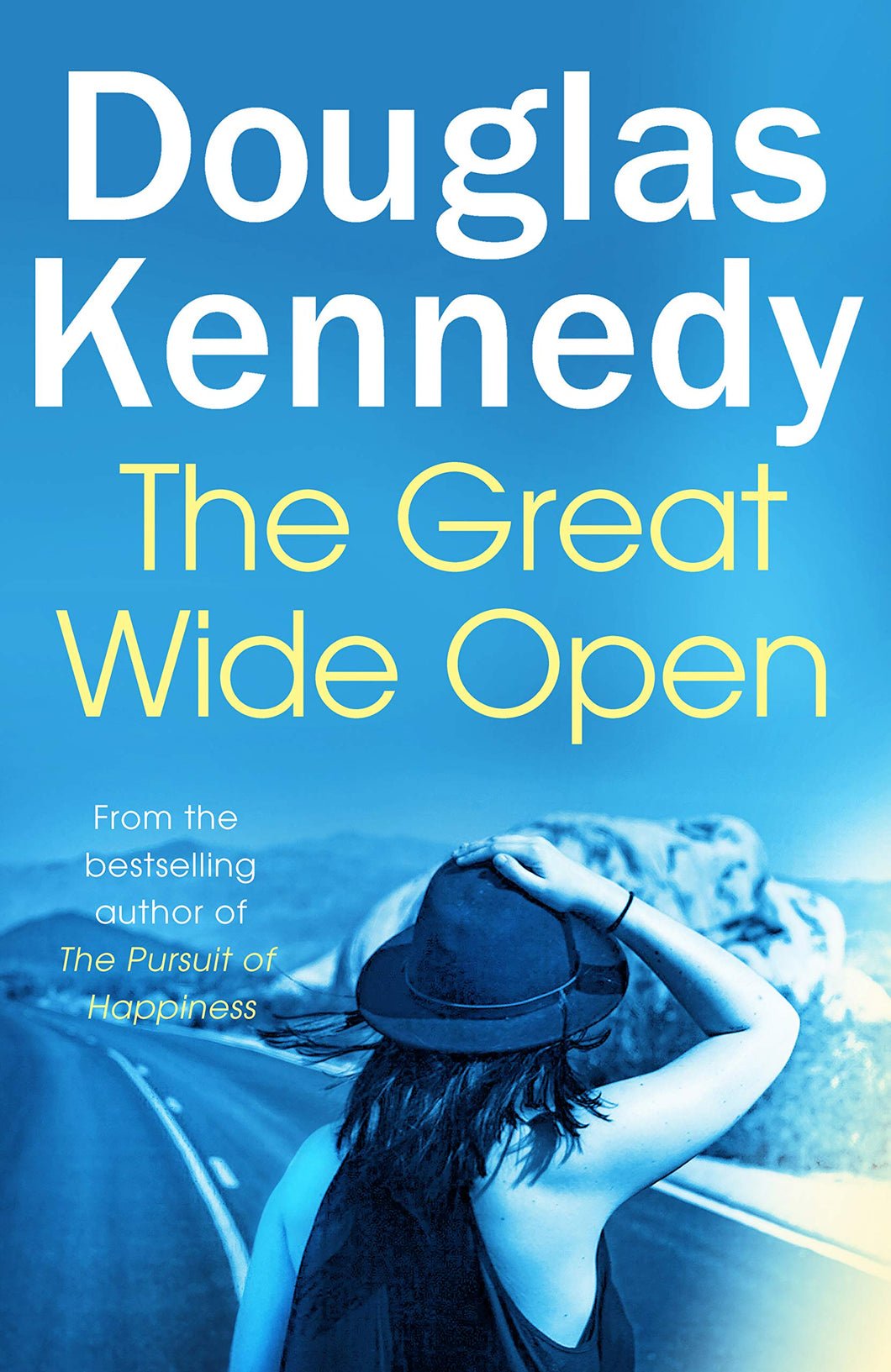 Great wide open, The - Kennedy Douglas