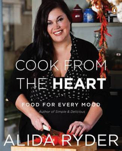 Cook from the heart - Ryder Alida