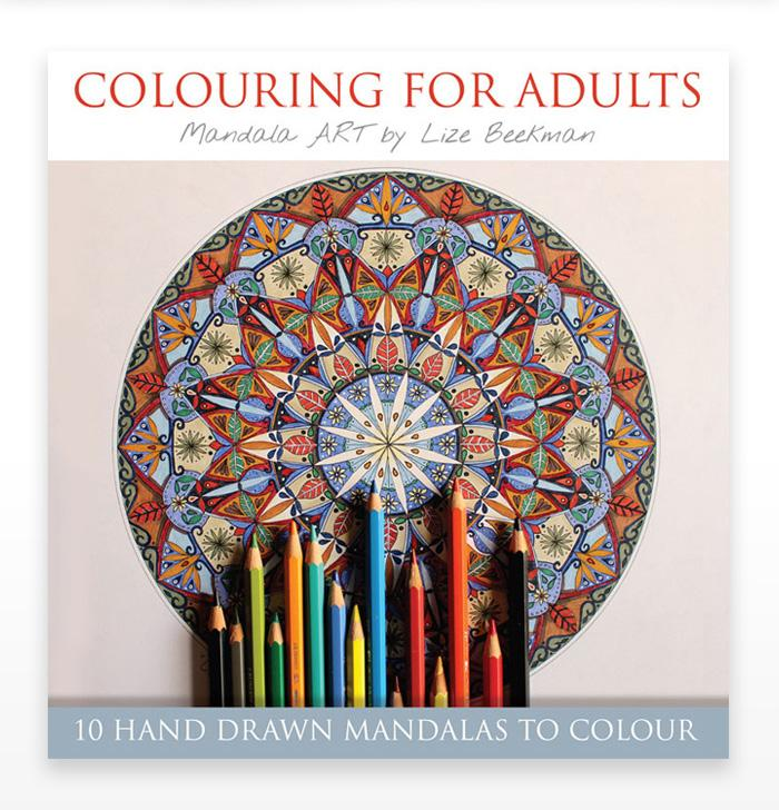 Colouring for adults 1 - Beekman Lize