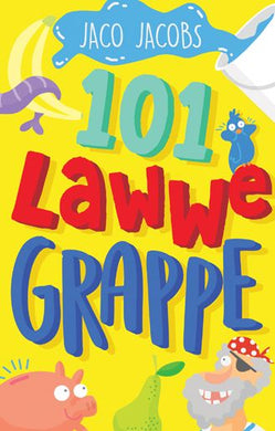 101 Lawwe-grappe - Jacobs Jaco