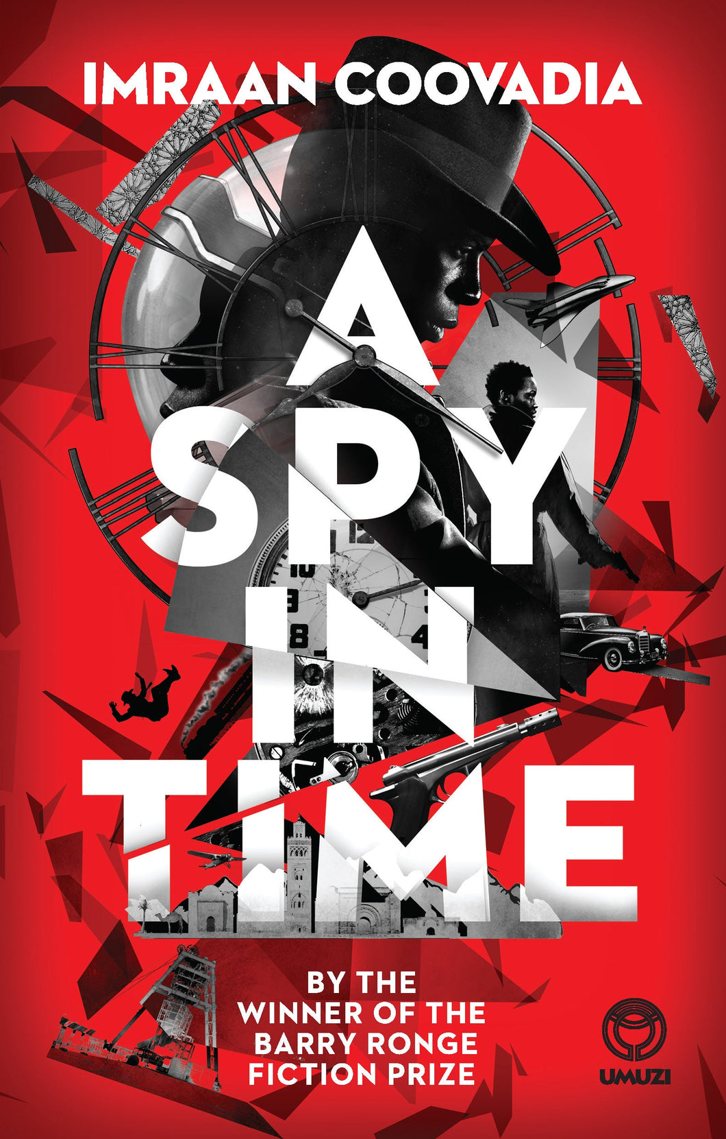 Spy in time - Coovadia Imraan