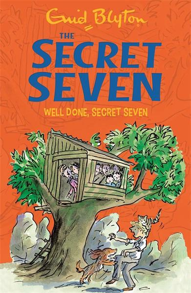 SS 03: Well done, Secret Seven - Blyton Enid