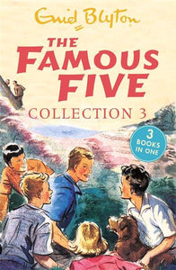 FF Collection 03: Books 07-09 - Blyton Enid