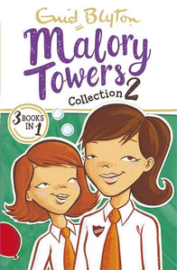 Malory Towers Collection 02 (Books 4-6) - Blyton Enid