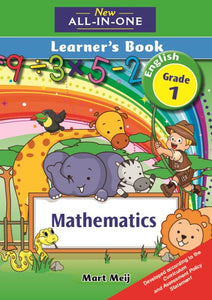 New All-in-one Grade 1 LB Maths -