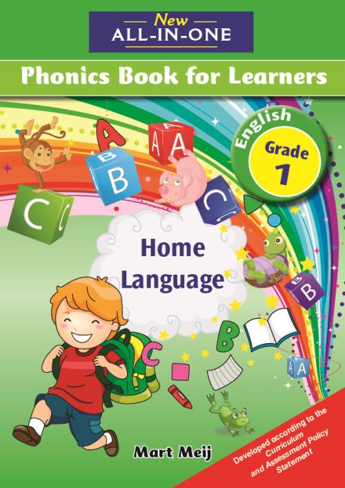 New All-in-one Grade 1 LB Phonics HL -