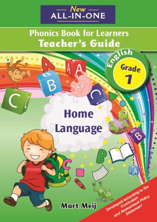 New All-in-one Grade 1 TG Phonics HL -