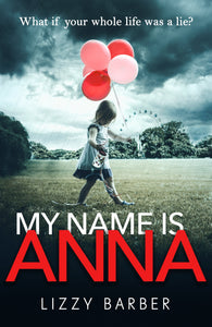 My name is Anna - Barber Lizzy
