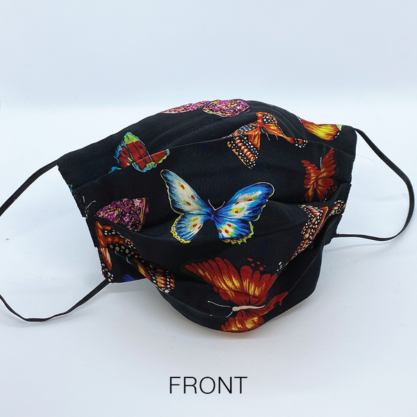 Vintage Escada Butterfly Black
