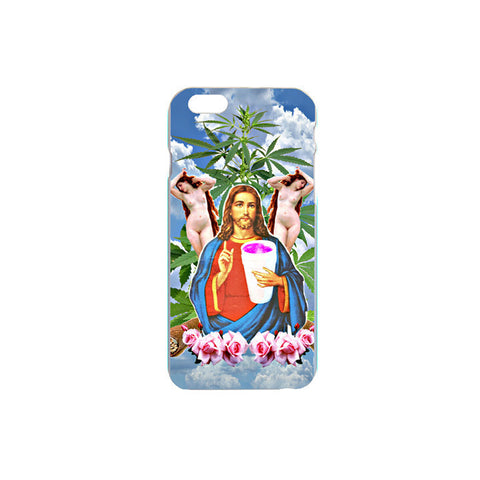 Trap Jesus iPhone Case