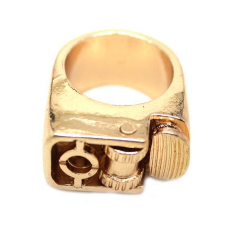 """Light it up"" Ring"