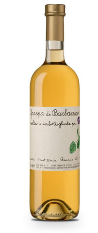 Beccaris Grappa Ramo Barbaresco