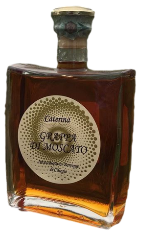 Elena Borra Grappa Moscato TOP