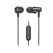 Load image into Gallery viewer, Audio-Technica ATH-CLR100iS SonicFuel® In-ear Headphones with In-line Mic & Control
