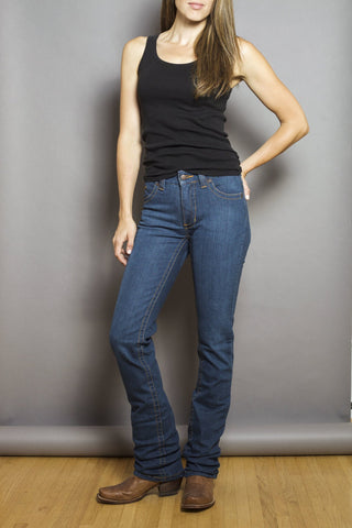 Cowgirl Tuff Jeans - Vintage Honey